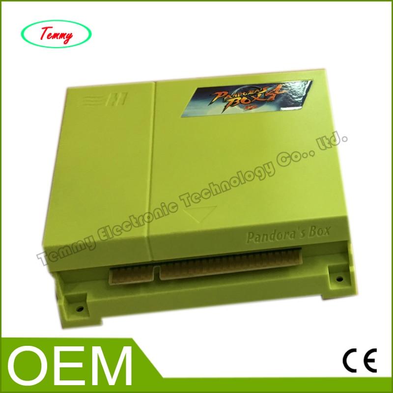 Factory outlet Pandora Box 4 pcb multi board game jamma arcade game board ,VGA&amp;CGA output multi games 645 in 1 PCB board<br><br>Aliexpress