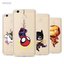 Buy BINYEAE Batman DC Comics Superhero Style TPU Soft Phone Case Cover Xiaomi Mi Redmi Note A1 3 4 4X 4A 5A 5 Plus for $2.20 in AliExpress store