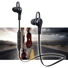 Wireless Headphones Stereo Bluetooth Sport Earphone  Bluetooth Earbuds Handfree Headset With Mic for iPhone 7 Xiaomi Phone