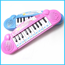 22 keys Musical Toy Piano Machine for Baby Kids Children Mini Electric Piano with Interesting Cute Cartoon