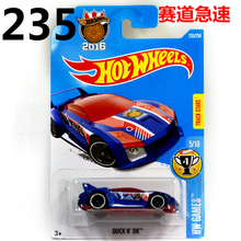 2016 Toy cars Hot 1:64 cars Wheels Quick N Sik Car Models Metal Diecast Cars Collection Kids Toys Vehicle For Children Juguetes(China)