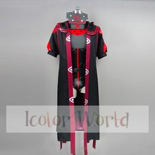 Fate/Grand Order Assassin Mysterious Heroine X Cosplay Costume(China)