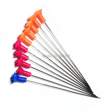 10pcs arrows blow darts/needlse Suitable for Blow Gun Calibre 1cm Length 10CM fit Leopard M50 BlowGun