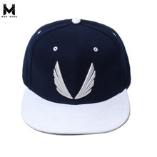 Brand Spring And Summer Snapback Baseball Cap Men And Women Couple Tide Male Embroidery Flat Edge Caps Men's Tongue Hip Hop Hip-