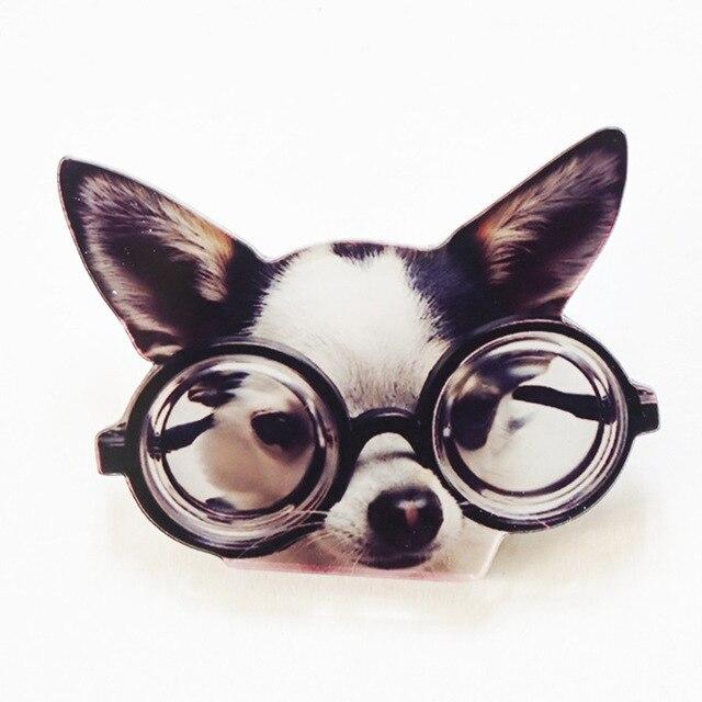 1-PCS-Harajuku-Cartoon-Icon-Acrylic-Cute-Cool-Glasses-Dog-Brooch-Clothes-Backpack-Accessories-Badges-Decoration.jpg_640x640
