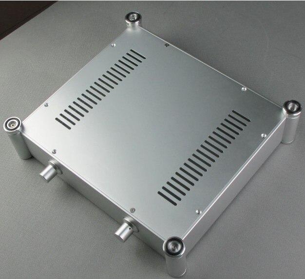 3607T Full Aluminum Enclosure / mini AMP case/power amplifier box/ chassis<br><br>Aliexpress