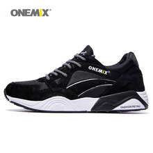 New Men Winter Running Shoes for Women Retro Mesh Fur Footwear Trail Athletic Sports Shoe Outdoor Trekking Walking Sneakers 2018(China)