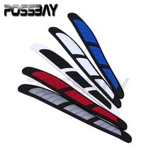 Universal Auto Car Door Rubber Edge Anti-collision Strip Guard Scratches Protection Decorative Sticker Decal Car Styling