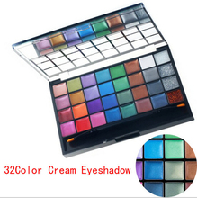 NEW Aurelife 11 lovely djet best  Colors Concealer Face Cream Makeup Neutral Palette 8 color eye shadow and 3 color blush