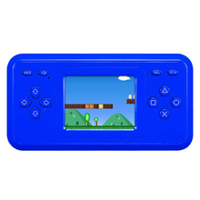 RS-28 handheld video game player Built-in 298 Classic Games for FC Games Marios Video Game Console(China)