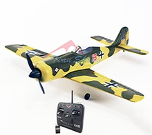 TSRC FW190 RC RTF Propeller Plane Model W/ Brushless Motor Servo 30A ESC Battery(China)