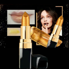 Gilt Wild Gold Sexy Lipstick Gold Foil Ingredient Moisturizer Nutritious Makeup Easy to Use Long Lasting(China)
