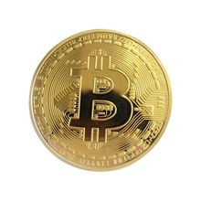 Buy Bronze Physical Bitcoins Casascius Bit Coin BTC Case Gift 1 OZ Bitcoin 24 K. 999 Art Collection Plated BTC home Decor Craft for $1.42 in AliExpress store