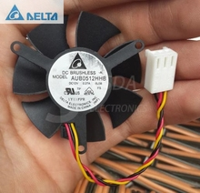 Delta Electronics AUB0512HHB -BJ38 12V 0.27A CN-OODKNW graphics card cooling fans(China)