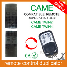 100% copy fixed code Universal RF Remote Control Duplicator for Garage Door (include CAME remotes) CAME TWIN2 / CAME TWIN4