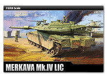 ACADEMY 13227 Mk.IV LIC Merkava main battle tanks(China)