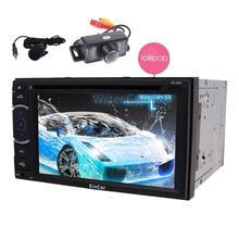 6.2'' Car DVD Player Android 5.1 In Dash Octa Core Head Unit Car Radio GPS Receiver Support Wifi OBD Mirror Link Backup Camera