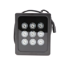 CCTV Accessories infrared light 9 Grain Array IR LED board for Surveillance cameras night vision