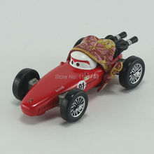Pixar Cars Francesco Bernoulli Mama Diecast Metal Toy Car For Children Gift 1:55 Loose New In Stock(China)