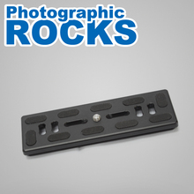 Length (125mm)  LVG Quick Release Plate PUM-125 high quality alloy material with light weight and high strength