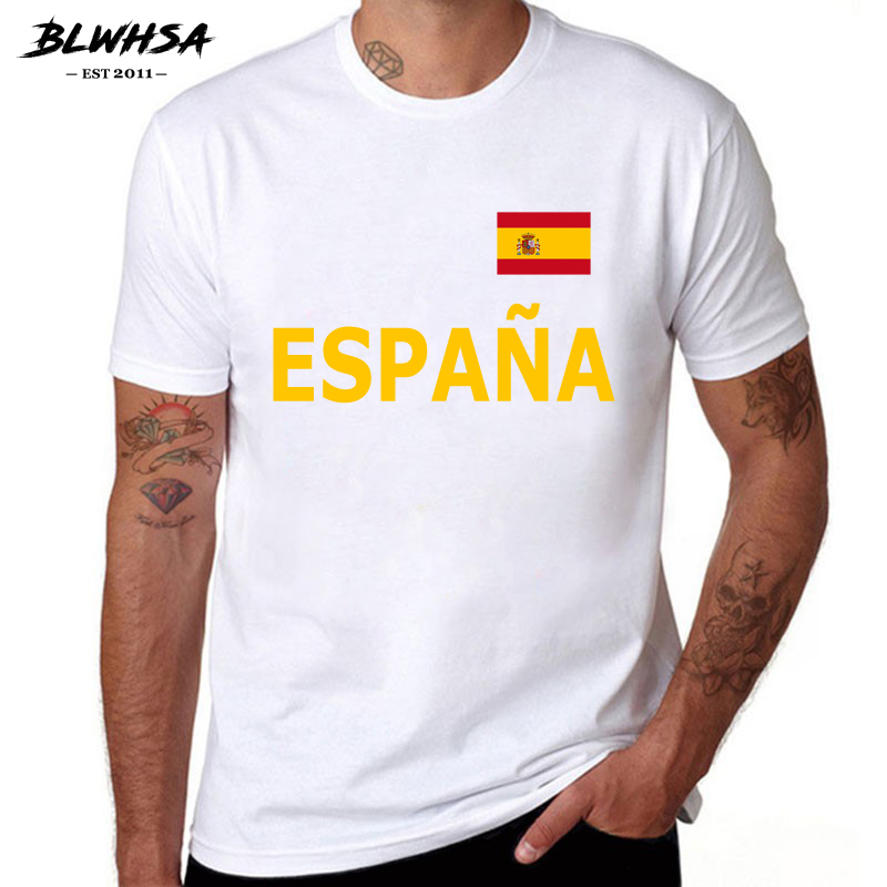 MT0018040102 Russia 2018 World Cup ESPAÑA Yellow Logo