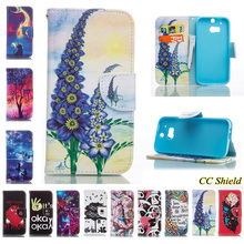 Magmetic Flip Case for HTC one M8 Eye M8e M8w M8t M8d One M8s Case Phone Leather Cover for HTC M8 QL OneM8s OneM8Sv OneM8St Bag(China)