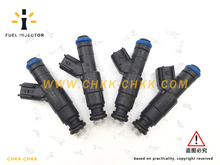 Fuel Injector Nozzle For FORD MONDEO ESCORT MAZDA 626 ZETEC 0280156009~1S7G-DC good quality 0280156009~1S7G DC