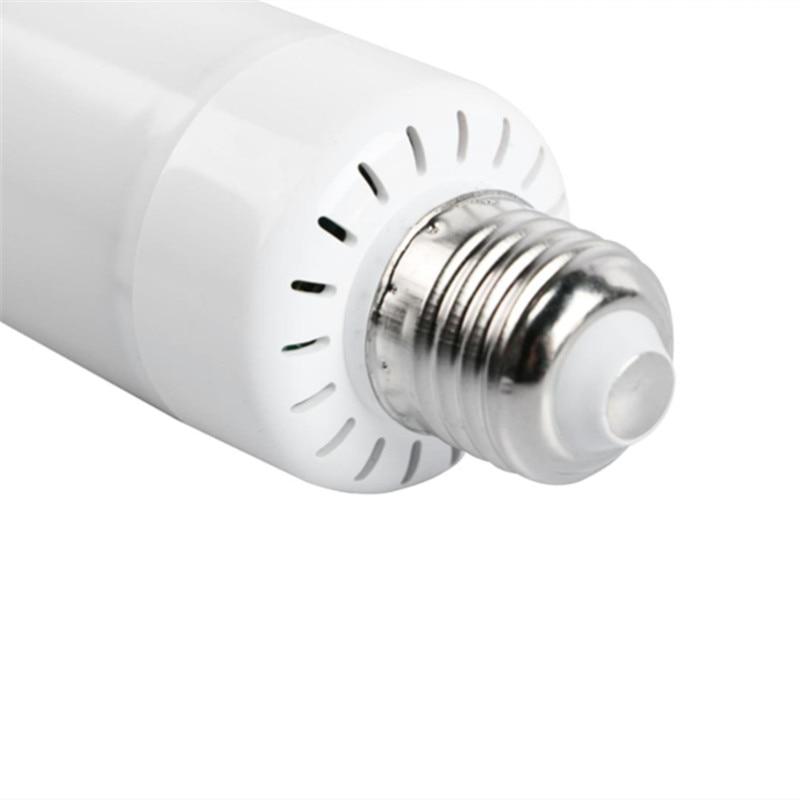 New light led bulb E27 E14 SMD2835 AC110V-220V LED flame lamp Flame Light Effect Fire Corn BulbFlickering Emulation Night Light 16