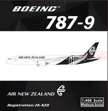 Pre sale: Phoenix 11217 New Zealand Airlines ZK-NZD 1:400 B787-9 commercial jetliners plane model hobby(China)