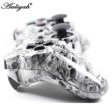 Aaliyah Camouflage Wireless Bluetooth Game Controller SIXAXIS Joystick Gamepad For Sony Playstation 3 PS3 5Colors