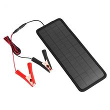 Portable 5W Battery Solar Charger 12V Single-chip Charging Panel Maintainer Car - China 3C Tech Store store