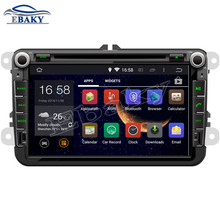 NaviTopia 8inch 2GB Octa Core Android 6.0 Car DVD player for VW CROSS GOLF/GOLF BLUE MOTION/SPORTLINE/BORA/AMAROK with Radio