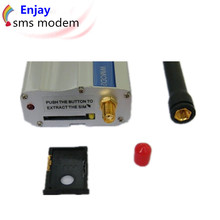 GPRS/GSM MODEM RS232 Support SIM Card GSM 900 / 1800MHz
