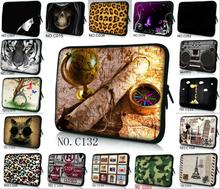 "Many designs cool 7"" inch Tablet PC Laptop Ebook Reader Neoprene Sleeve Pouch Case Bag(China)"