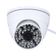 Metal Housing H.265 HI3516D + 1/2.7'' AR0237 2MP 1080P IR Dome Onvif IP Camera 3.6MM  fixed Lens Vandal-proof Security Camera