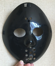 New Black  3 Holes Cosplay Delicated Jason Voorhees Freddy Hockey Festival Party Halloween Masquerade Mask