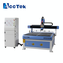 China factory price wood cnc router wooden door and chair making with vacuum table(China)