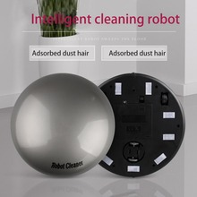 Intelligent Robotic Vacuum Cleaner Mini Household Automatic Sweeping Machine Robot Cleaner Vacuum Floor Dust Hair Cleaner(China)
