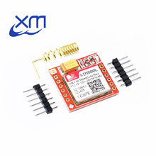 1pcs Smallest SIM800L GPRS GSM Module MicroSIM Card Core BOard Quad-band TTL Serial Port