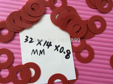 100 pieces high quality heidelberg machine spare parts rubber sucker size 32*14*0,8mm, free shipping(China)