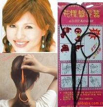 Free Shipping Women's Magic wear hair sticks 2 in 1 hairstyle hair Accessories