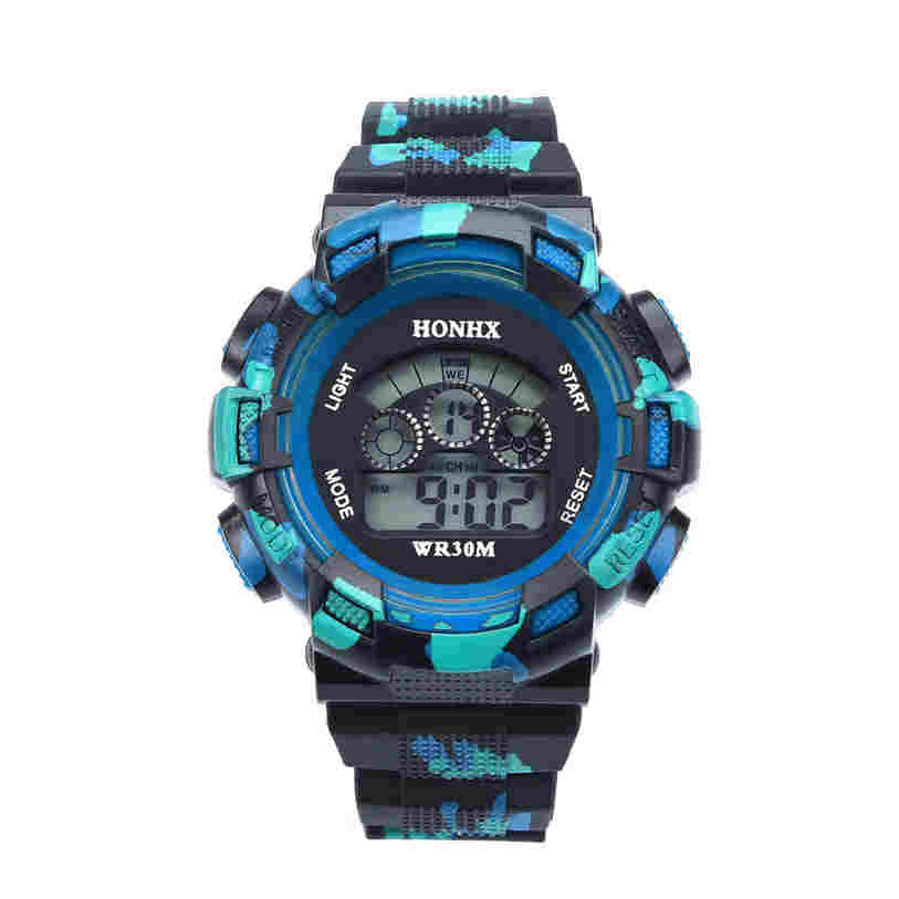 HL2016 Waterproof Cool Mens Boys Digital LED Quartz Alarm Date Sports Wrist Watch relogio feminino masculino Uhren relojes SP23<br><br>Aliexpress