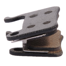 Buy 1 Pair Bike Brake Universal Bicycle Disc Brake Pads Mountain Road Bicycle Black Resin Semimetal Cycling Bike Parts for $1.35 in AliExpress store