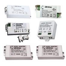 12V 60w 36w 24w 12w 6w 110V-220V Lighting Transformers high quality safe Driver for LED strip 3528 5050 power supply