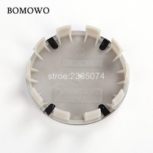 20Pcs/lot 68mm 10 Pins Car Wheel Center Hub Caps Cover Logo Emblem Badge for bmw for 1 3 5 7 X3 X5 M3 M5 36136783536(China)