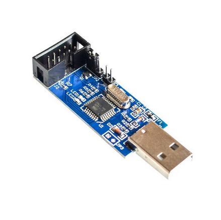 Mingzhu New USBASP USBISP AVR Programmer USB ISP USB ASP ATMEGA8 ATMEGA128 Support Win7 64K