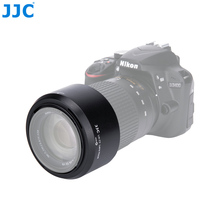 JJC Camera 58mm Lens Hood for Nikon AF-P DX NIKKOR 70-300mm f/4.5-6.3G ED VR/Nikon AF-P DX NIKKOR 70-300mm f/4.5-6.3G ED(China)