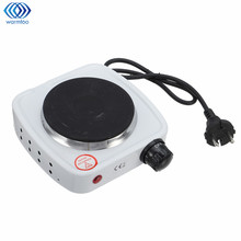 Multi-function Electric Stove Hot Plate Coffee Heater Burner Mini Portable Cooking Plate 500W 220V Kitchen Home Appliance