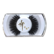 Exaggerated Volume False Eyelashes Mink Lashes Fake Eyelash Hand Made Cilia Eye Lash Extension cilios Stage Party Eyelash Y-6