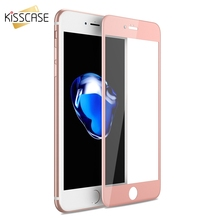 Buy KISSCASE 3D Tempered Glass iPhone 7 6 6s plus Screen Protector HD Protective Glass iPhone 6 6s 7 Glass Film Ultra Thin for $1.99 in AliExpress store